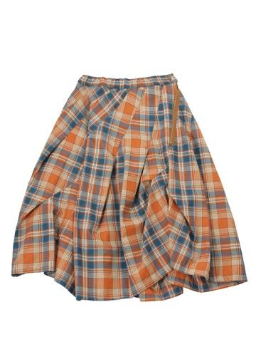 <先行予約> B:メルトロチェック / スカート