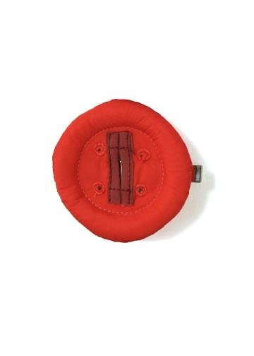 メルシーボークー、 / ボタンバッチ / ブローチ