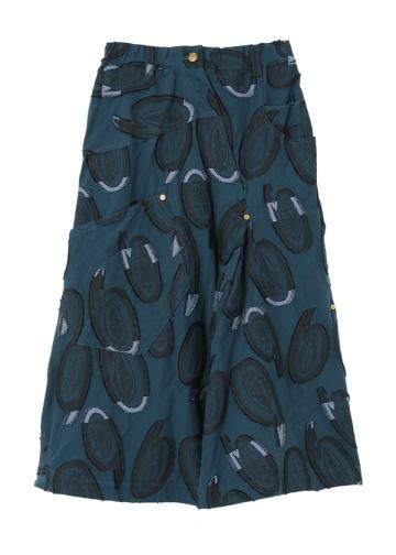 メルシーボークー、 / カンマジャガード / スカート