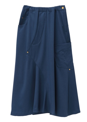 メルシーボークー、 / S S:ツイスト / スカート