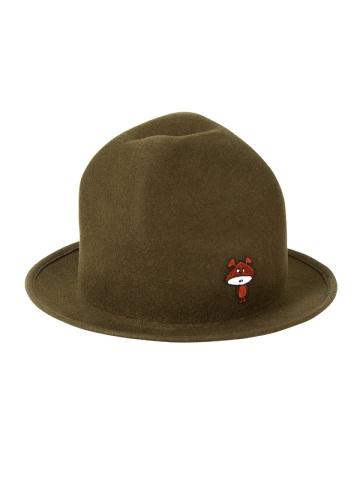 【SALE】ネ・ネット / S おやまちゃいろ HAT / 帽子 khaki(09)