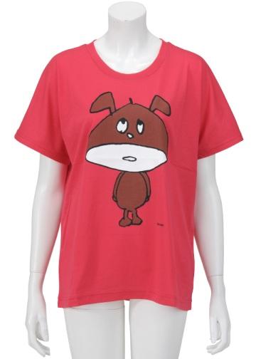 【SALE】ネ・ネット / S ちゃいろ全身 T / Tシャツ pink(18)