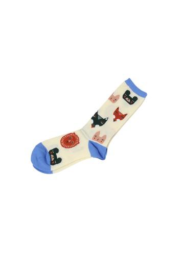 �l�E�l�b�g / S Donna Wilson socks / �\�b�N�X