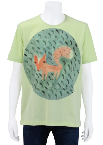 �l�E�l�b�g / S �����Y Donna Wilson squirell fox in leaves / T�V���c