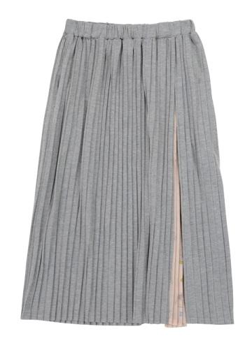 ネ・ネット / ランニングドッグプリーツ / スカート