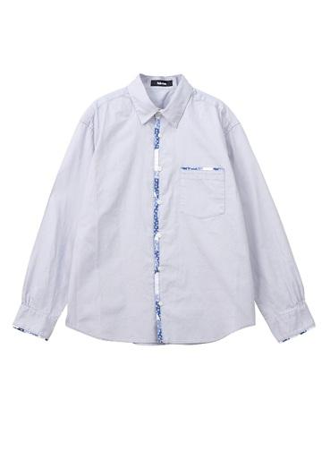 ネ・ネット / S 雪柄シャツ / シャツ