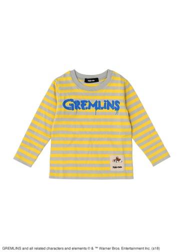 ネ・ネット / キッズ Gremlins×ネ・ネットボーダーT / Tシャツ