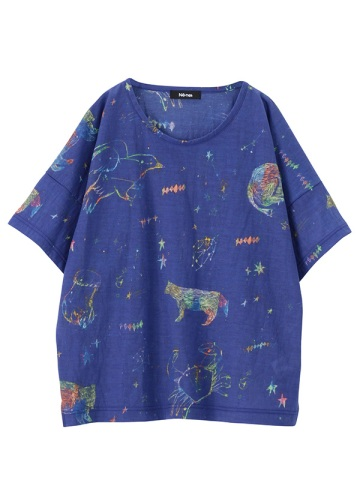 <先行予約> 星空 T / Tシャツ