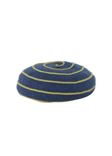 ネ・ネット / ぐるぐるバスク帽 / 帽子