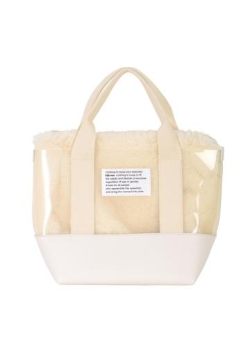ネ・ネット / pickable pottery bag / トートバッグ