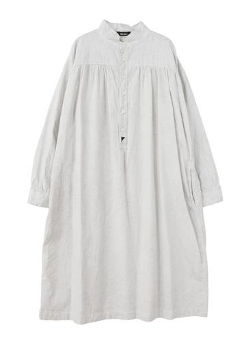 ネ・ネット / S スミゾメフラッグシャツ / ワンピース