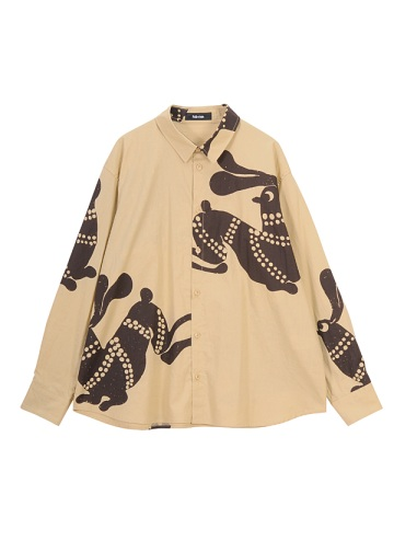 ネ・ネット / スリップウェアシャツ / シャツ