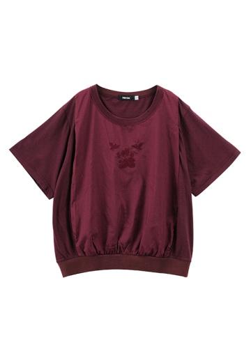 ネ・ネット / ハナトリエンブロ T / Tシャツ