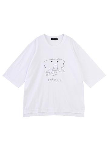 ネ・ネット / MASK COLLECTION T / Tシャツ