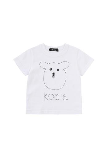 ネ・ネット / S キッズ MASK COLLECTION T / Tシャツ