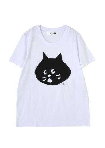 にゃー / にゃー T / Tシャツ