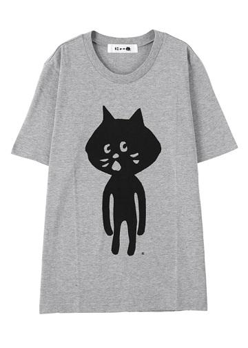 にゃー / メンズ 全身にゃー T / Tシャツ