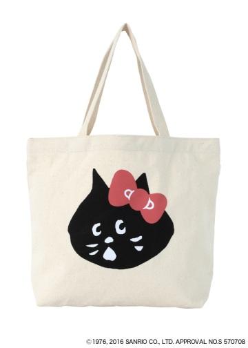 にゃー×HELLO KITTY BAG