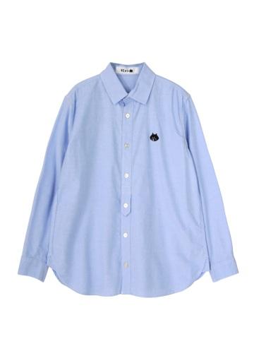 にゃー / にゃーオックスシャツ / シャツ