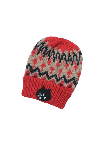 にゃー / (O) にゃーカウチン / 帽子