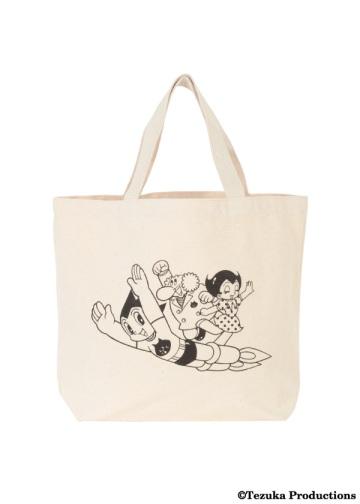 にゃー / (O) にゃールックアトムとなかまトート / トートバッグ