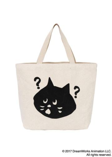 にゃー / にゃー×Felix the Cat はてなバッグ / トートバッグ