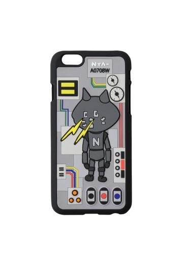 にゃー / S びーむろぼにゃーphoneケース / iPhoneケース