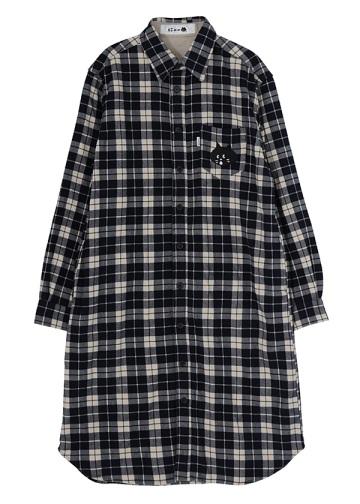 にゃー / にゃーネルシャツ / ワンピース