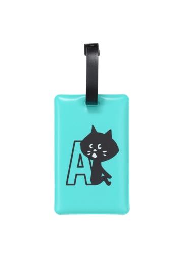 にゃー / アルファベットにゃーパスケース / パスケース