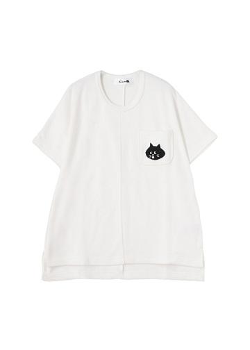 にゃー / S にゃーパイルT / Tシャツ