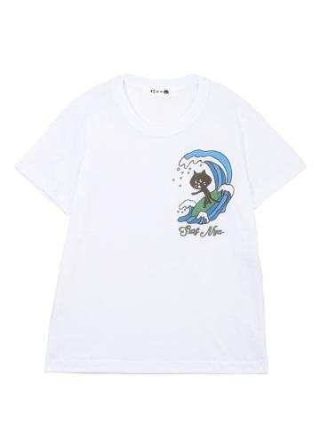 にゃー / さーふにゃーT / Tシャツ