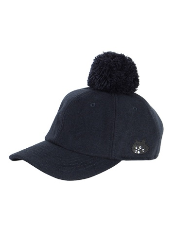 にゃー / にゃーボンボンキャップ / 帽子