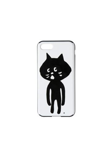 にゃー / GF にゃーミラーPhoneケース / スマホケース