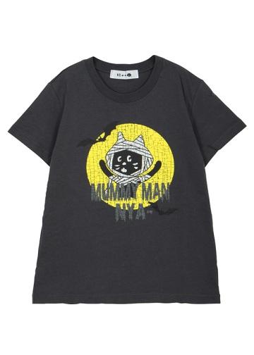 にゃー / S マミーマンにゃー T / Tシャツ
