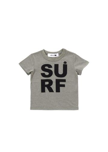 にゃー / S キッズ SURFにゃー T / Tシャツ