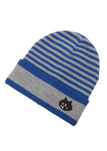 にゃー / にゃーボーダーキャップ / 帽子