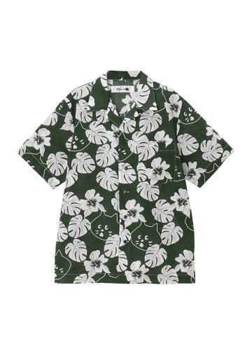 にゃー / S にゃーアロハシャツ / シャツ