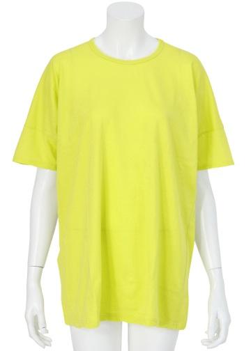 【SALE】Plantation L-line / S (1)CM天竺 / Tシャツ yellow(06)
