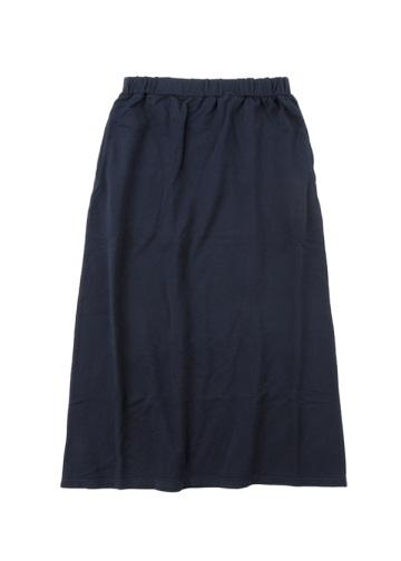Plantation / S (N)コットンモダールミニ裏毛 / スカート