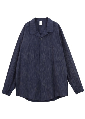 Frost Open Collar Shirts