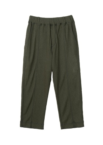 S YORYU JERSEY STRAIGHT PANTS