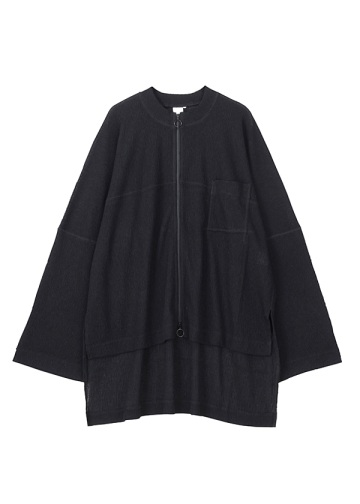(O) YORYU JERSEY ZIP LONG-T