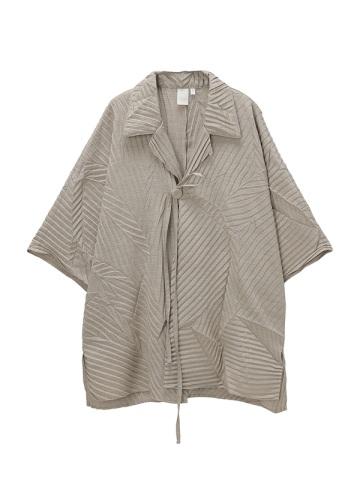 GF Pleats linen - SH / Ladies