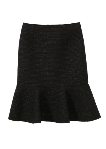 TSUMORI CHISATO / S ツイードボンディング / スカート