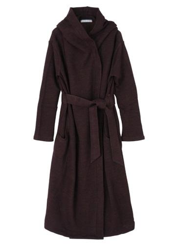 TSUMORI CHISATO / ウールナイロン裏毛 / 羽織り