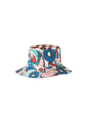TSUMORI CHISATO / S プリントハット / 帽子