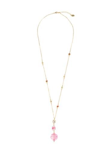 TSUMORI CHISATO / S ネコダイヤアクセサリー / ネックレス