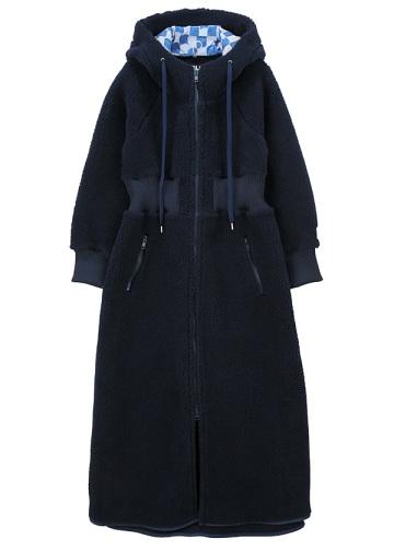 TSUMORI CHISATO × HELLY HANSEN / TCパイルボア / コート