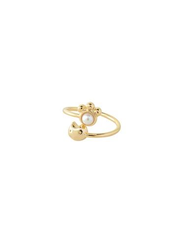 TSUMORI CHISATO / ネコパールアクセサリー2 / 指輪