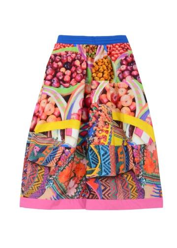 TSUMORI CHISATO / グアテマラマーケット / スカート